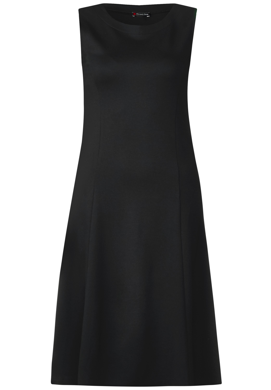 Tailliertes Jersey Kleid