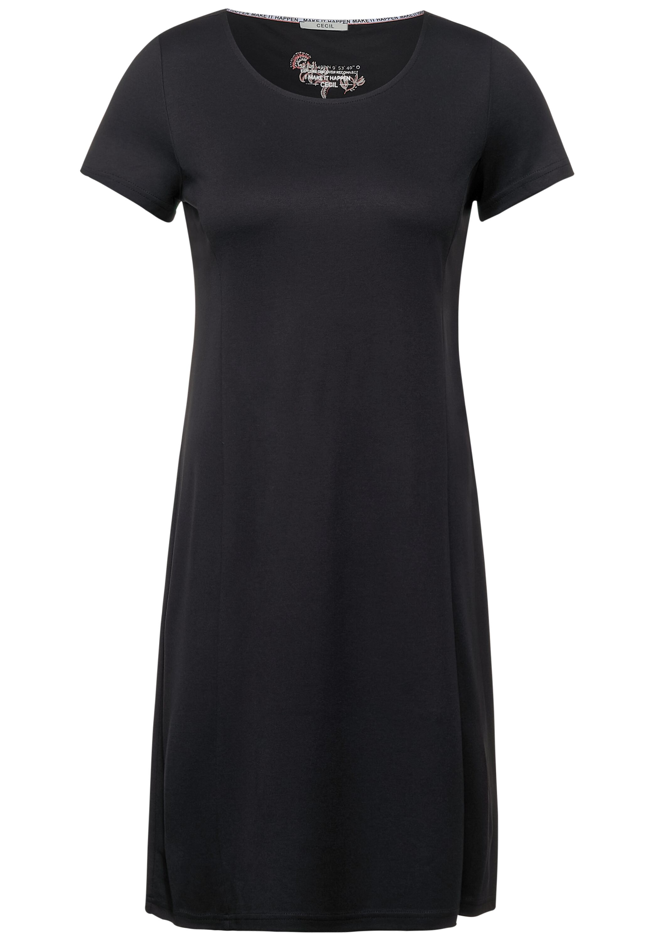 EOS_Jersey solid Dress