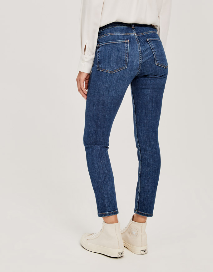 Jeans Elma strong blue