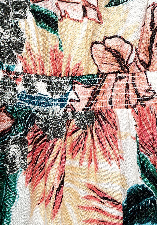 Maxi Kleid mit Print